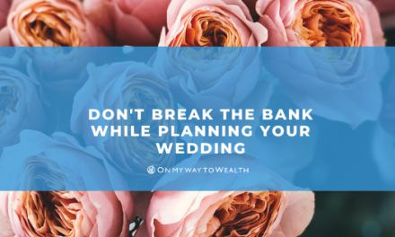 Don't Break the Bank While Planning Your Wedding (Blog)