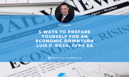 5 Ways to Prepare Yourself for an Economic Downturn (Podcast)