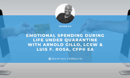 Emotional Spending During Life Under Quarantine (Podcast)