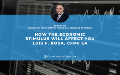 How the Economic Stimulus Will Affect You (Video Blog/Webinar)