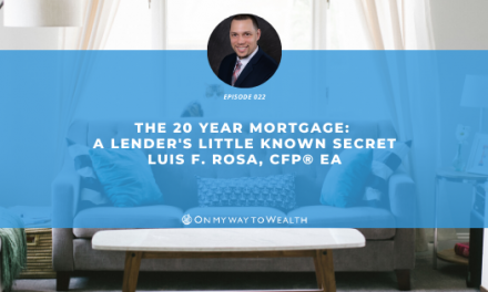 The 20 Year Mortgage: A Lender's Little-Known Secret (Blog)