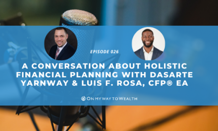 What is Holistic Financial Planning? (Podcast)
