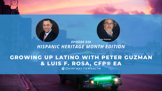 Growing Up Latino With Peter Guzman (Podcast)
