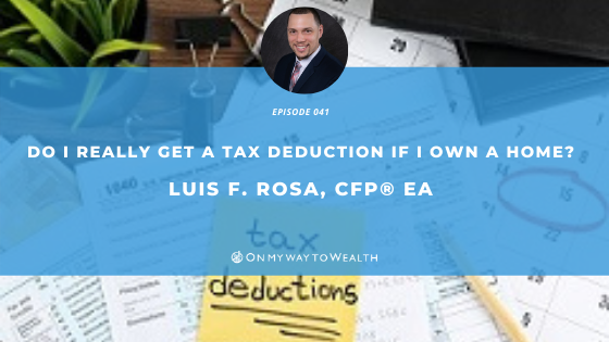 Do I Really Get a Tax Deduction if I Own a Home? (Podcast)