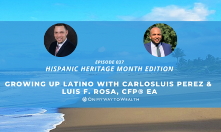 Growing Up Latino with Carlosluis Perez (Podcast)