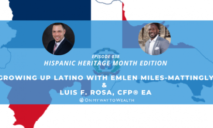 Growing Up Latino with Luis Rosa (Blog)