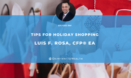 Tips For Holiday Shopping (Podcast)