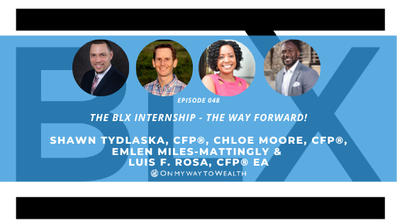 The BLX Internship – The Way Forward!