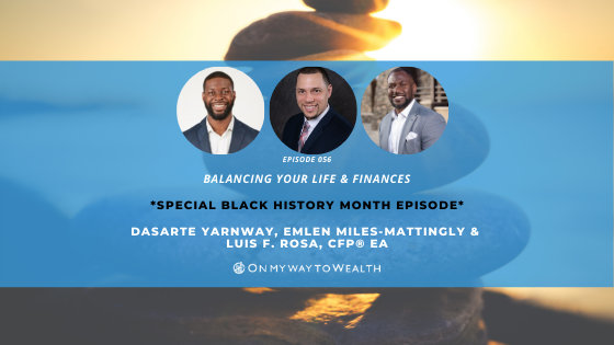 Balancing Your Life & Finances