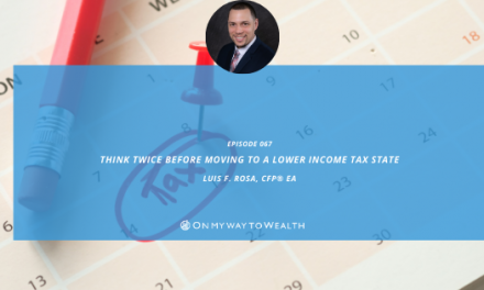 Think Twice Before Moving to a Lower Income Tax State