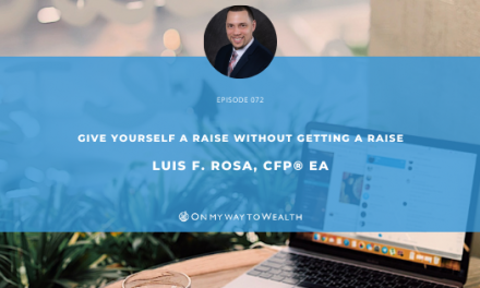 Give Yourself a Raise Without Getting a Raise!