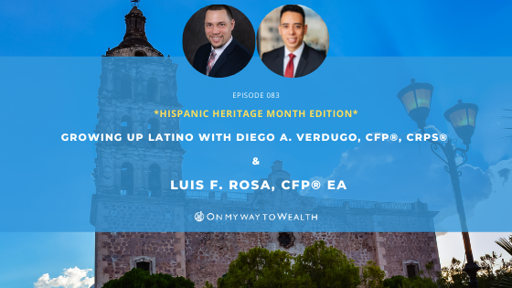 Growing Up Latino with Diego A. Verdugo